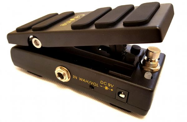 Caline CP-31 Hot Spice Wah/Volume Pedal